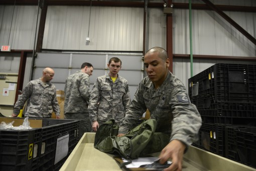 National Guard Gears up for Storm Response