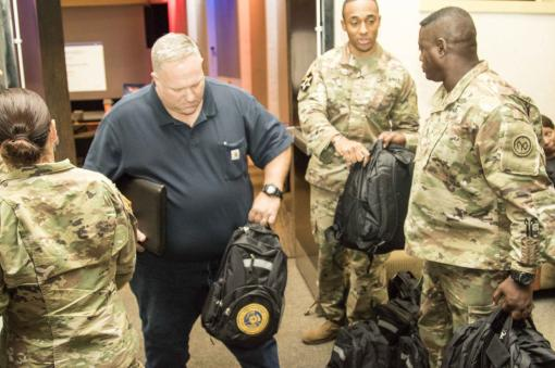 Emergency Preparedness Training at West Point