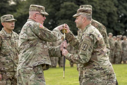 New Top NCO for 53rd Troop Command