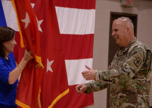 New Adjutant General Recognized