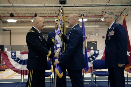 New commander at 107th Attack Wing