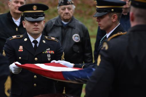 Korean War Soldier laid to rest