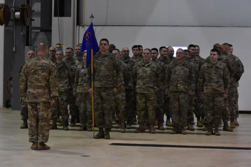 Rochester-based Soldiers deploy to Afghanistan