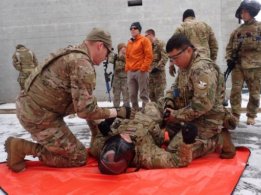 106th Rescue Wing hosts AF Special Ops Docs