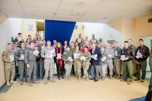 Valentine's Greetings for Airmen