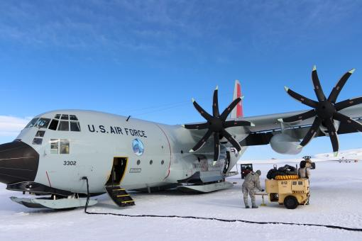 109th meets mission in Antarctica