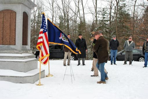 69th Vets recognize Civil War Soldiers