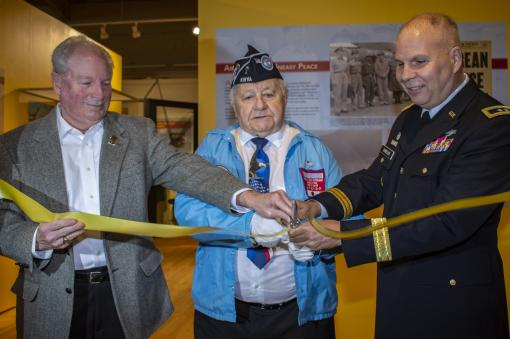 New Exhibit at New York State Military Museum