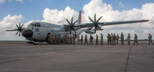 69th Infantry Soldiers head for Puerto Rico