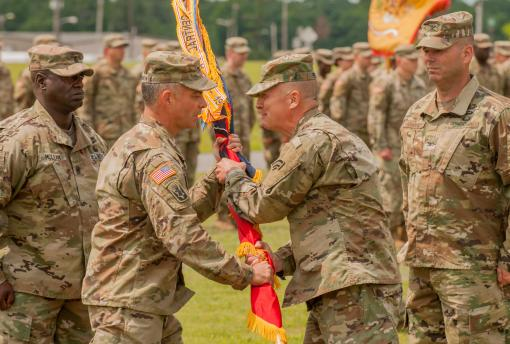 New Commander for 27th Brigade
