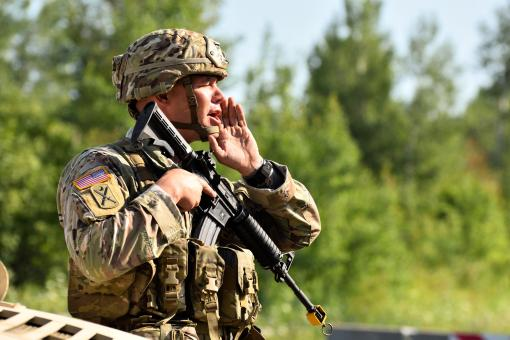 42nd Div. troops train at Fort Drum