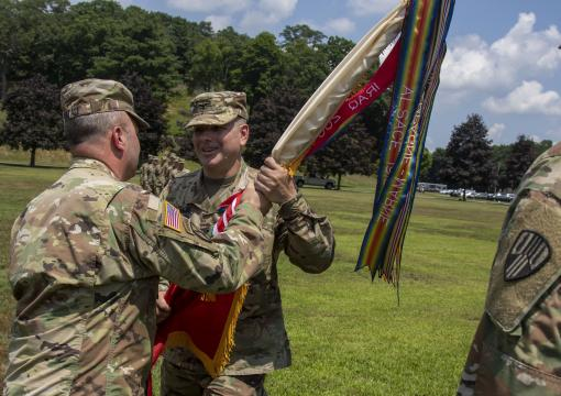 New Commander for 369th Sustainment Brigade