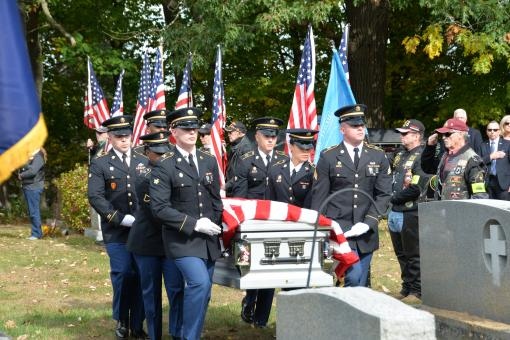 NY National Guard honors Medal of Honor winner