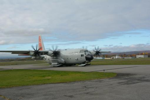 109th Airlift Wing heading for South Pole