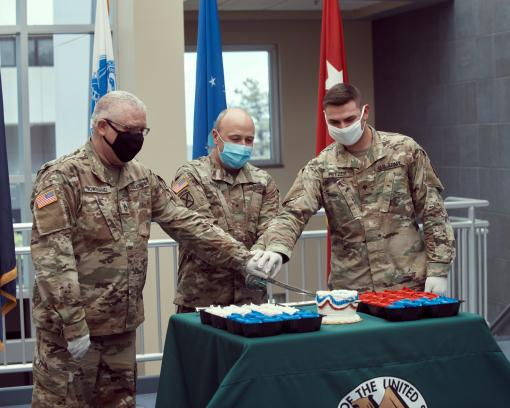 NY National Guard marks Army Birthday