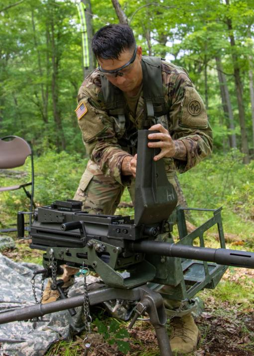 69th Infantry NCO wins Best Warrior event