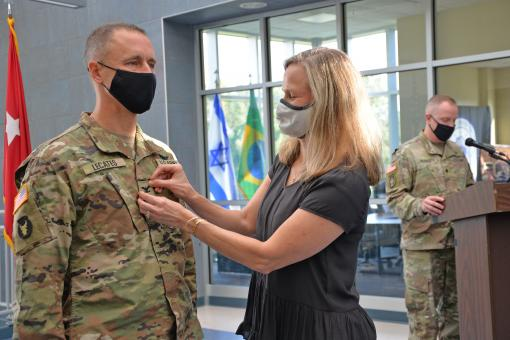 NY Army National Guard State Surgeon Promoted