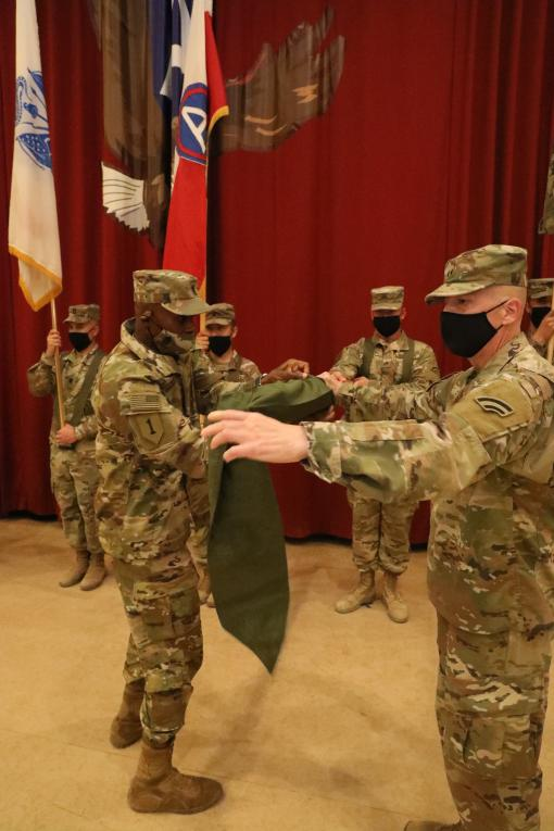 42nd Infantry hands over in Middle East