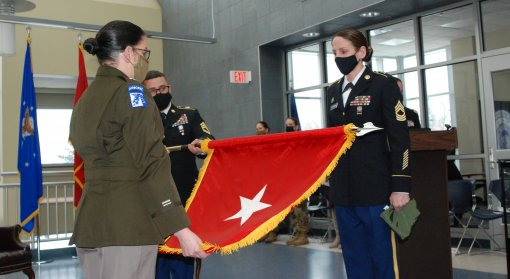New General for Army Guard
