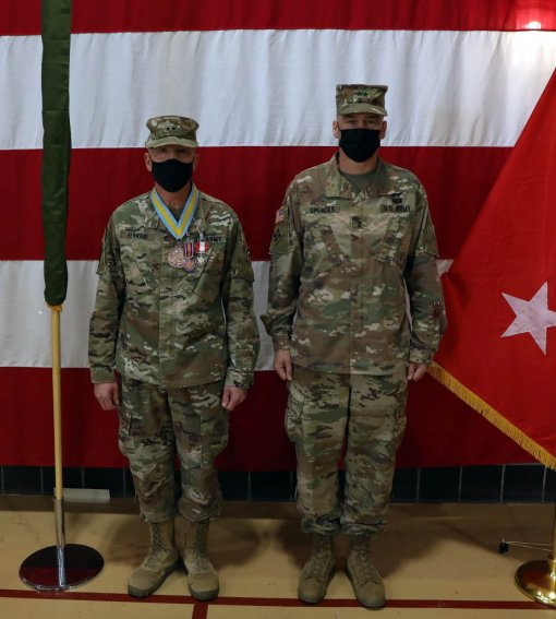 New commander for 42nd Infantry Division