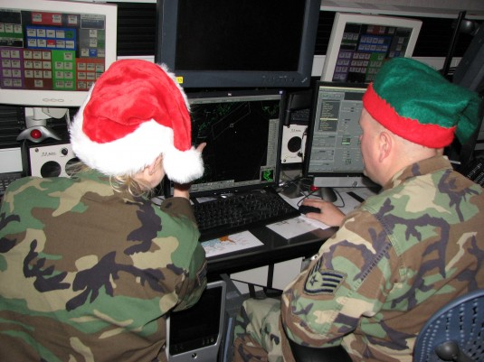 New York Air Guard Members Will Track Santa