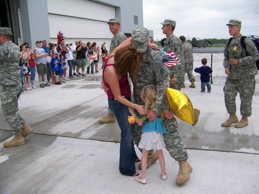Rochester Aviators Return from Afghanistan