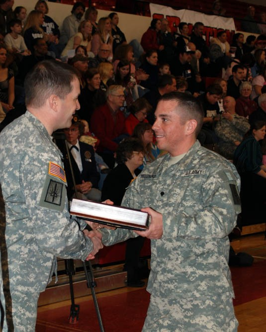 Citizen Soldiers celebrate return to N.Y. Army National Guard following year in Iraq