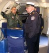 NEADS, AWACS Link-up for Integration Training