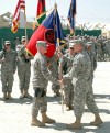Change of Command in Kabul
