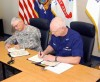National Guard and Coast Guard Ink Analyst Agreement