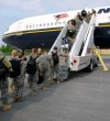 Air National Guard Members head for Middle East