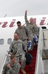 First Wave of Aviators Back From Iraq