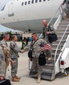 Second Wave of 142nd Aviation Back from Iraq