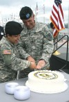 New York Army Guard Soldier Marks Army Birthday