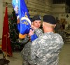 Change of Command at Aviation Battalion