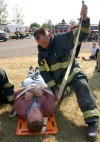 Air Guard, Civ. Responders Test Emergency Skills