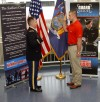 Olympic Gold Medalist Joins New York Army National Guard