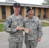 New York Guard Bandsman recognized