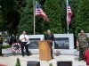 Guard Chaplain Delivers Memorial Day Prayer