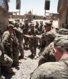 New York Soldiers on Mission in Afghanistan