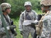 Signal Soldiers Train on Land Navigation