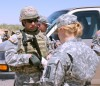Signal Soldiers Train in New Mexico Desert