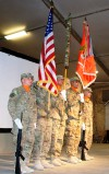 101st Signal Takes Over Duties in Afghanistan