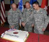 Celebrating Guard Birthday