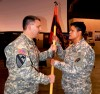New Commander for Headquarters Co. 42nd Infantry