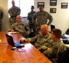 Joint Headquarters Exercises Contingency Plans