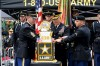New York Guard Soldier Celebrates Army B-Day