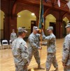 27th Brigade STB Changes Command