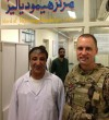 New York Guard Doctor Does Afghan Duty