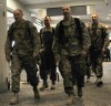 Guard Airmen Return Home